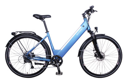 Allegro Trekking E-Bike Explorer Blue right