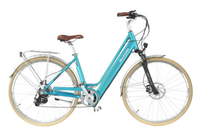 Allegro E-Citybike Invisible City Comfort Blue right