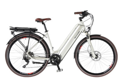Allegro Trekking E-Bike Invisible Infinity Cream right