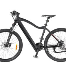 allegro invisible emtb black 2019 left