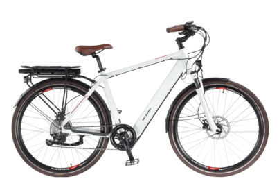 Allegro Invisible Infinity Trekking E-Bike White right