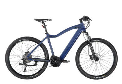 Allegro E-Mountainbike Invisible E-MTB AXIM°03 Royal blue right